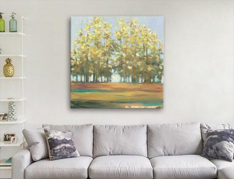 Aspen Grove High-Resolution Landscape Art