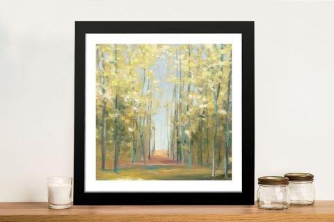 Aspen Grove ll Framed Landscape Print AU
