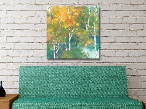 Confetti l Colourful Landscape Print Online