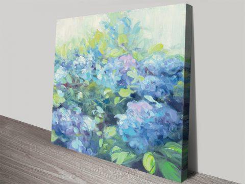 Julia Purinton Abstract Floral Wall Art AU