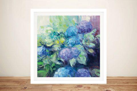 Framed Abstract Floral Prints for Sale Online