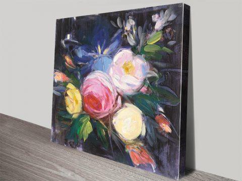 Vivid Floral Art for Sale Great Gift Ideas AU