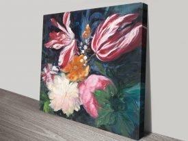 Floral Fun ll Bright Julia Purinton Print