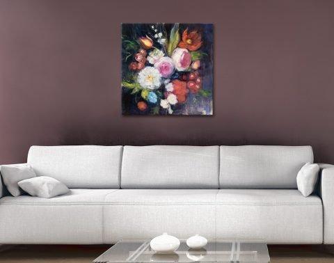 Ready to Hang Julia Purinton Floral Prints AU