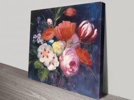 Buy Fresh Cut Floral Art by Julia Purinton