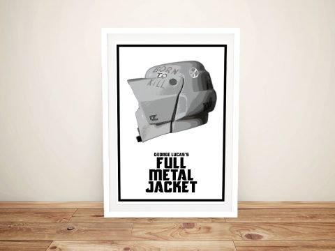 Buy a Framed Scout Trooper Helmet Print