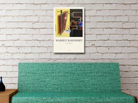 Wassily Kandinsky Composition Art Online