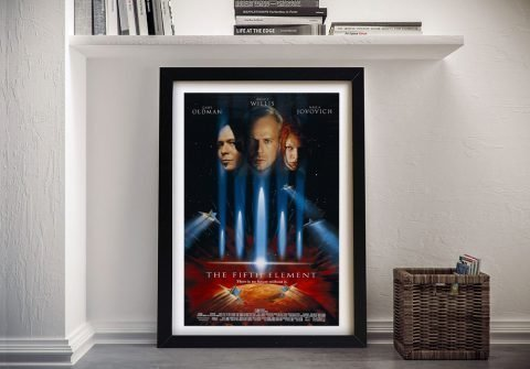 The Fifth element Framed Poster