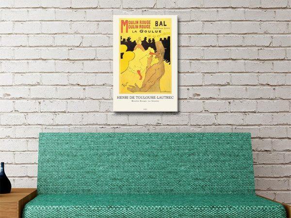 Moulin Rouge Modern Composition for Sale