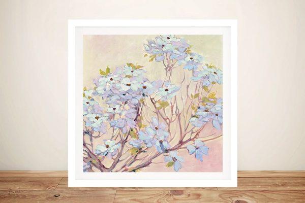 Spring Dogwood ll Julia Purinton Floral Art