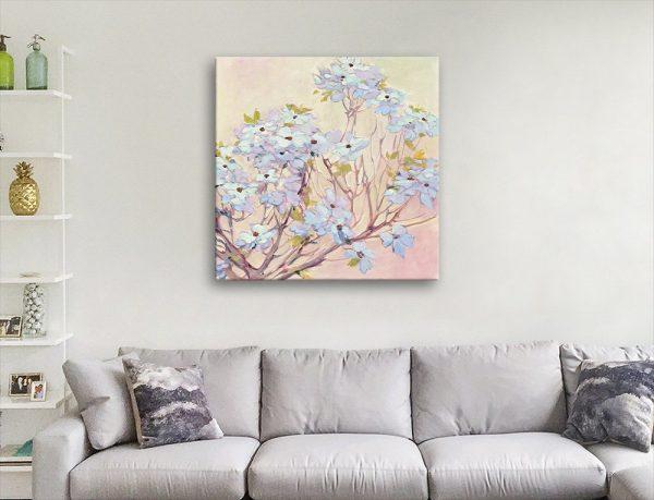 Watercolour Floral Art Home Decor Ideas AU