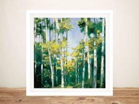 Cripple Creek Framed Julia Purinton Art