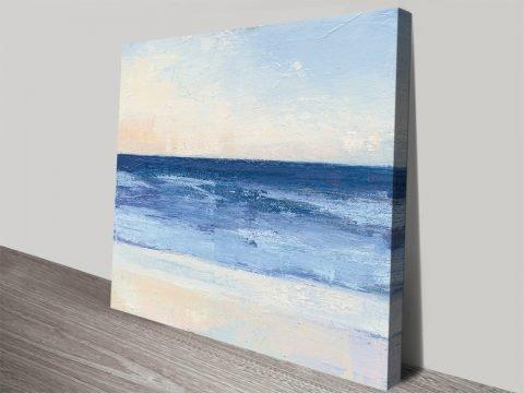 Stretched Canvas Ocean Prints Unique Art AU