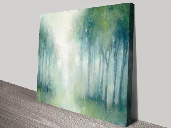 Buy Walk in the Woods Landscape Wall Art
