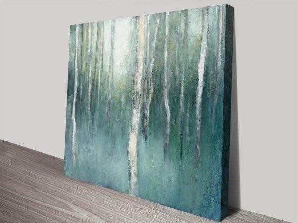 Forest Dream Julia Purinton Canvas Print