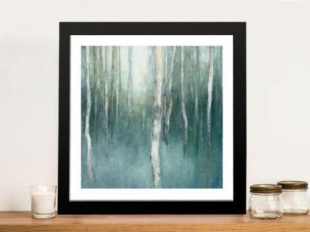 Forest Dream Watercolour Art Print