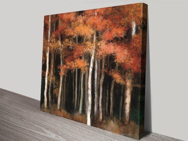 Autumnal Landscapes Home Decor Ideas AU