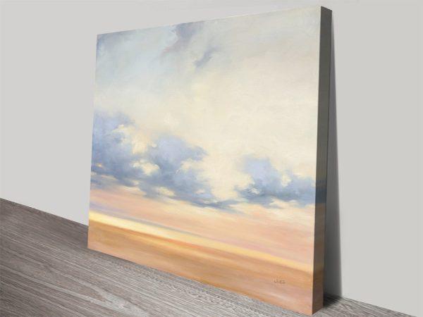 Follow the Leader Canvas Seascape Art