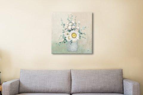 Affordable Floral Art Home Decor Ideas AU