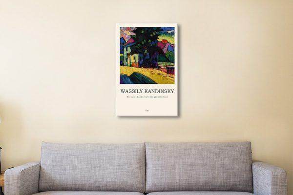 Ready to Hang Kandinsky Artwork Online