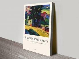 Murnau Kandinsky Modern Composition