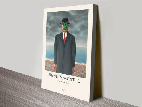 Magritte Modern Composition for Sale Online