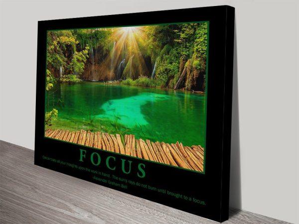Focus Inspiring Wall Art Office Decor Ideas