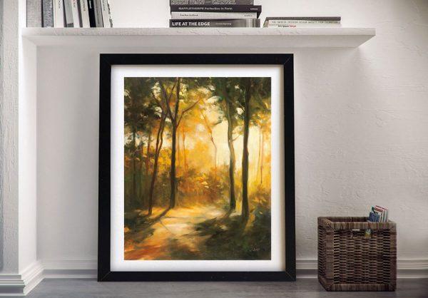Buy One Way Framed Landscape Artwork