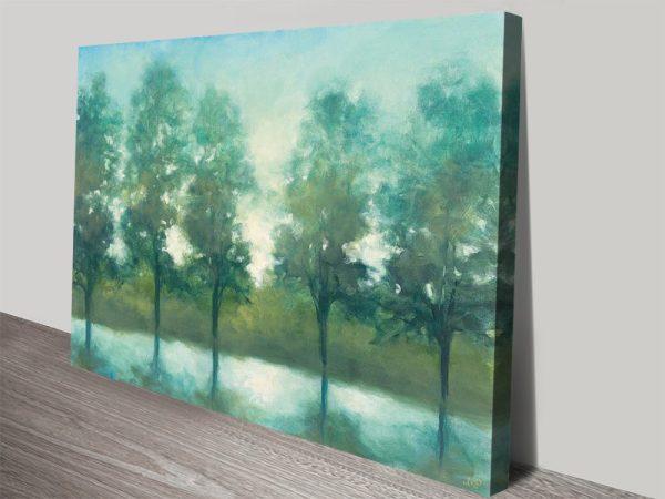 Processional Watercolour Print for Sale AU