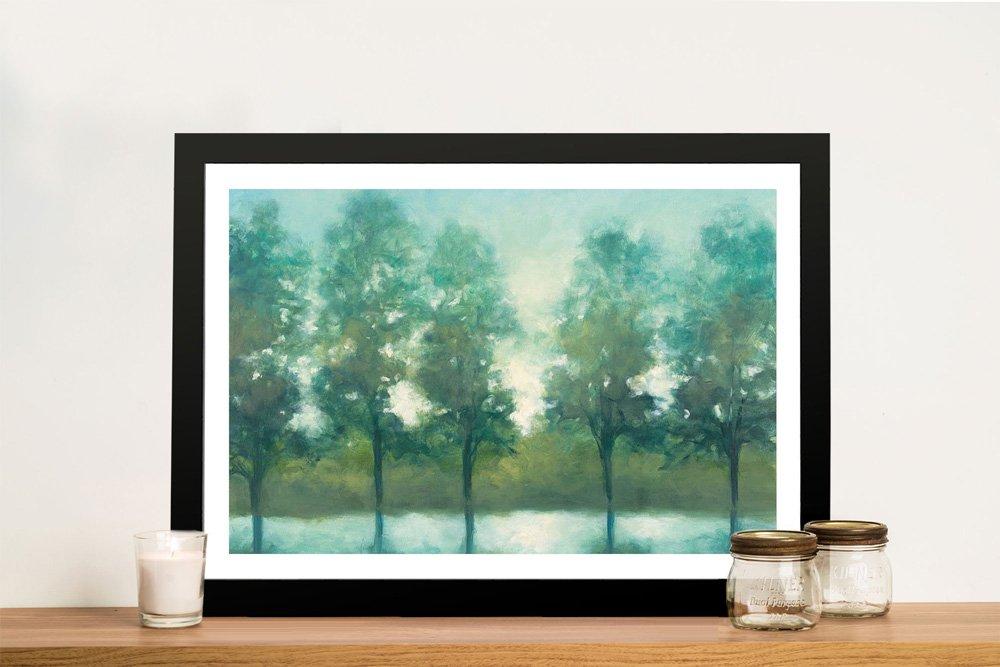Processional Framed Julia Purinton Landscape