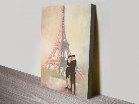 Buy Rendezvous ll Watercolour Cityscape