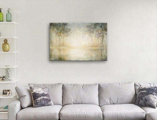 Morning Mist Print Online Gallery Sale AU