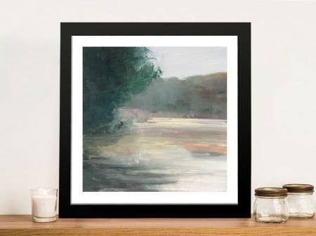 Gosling Framed Landscape Watercolour Art