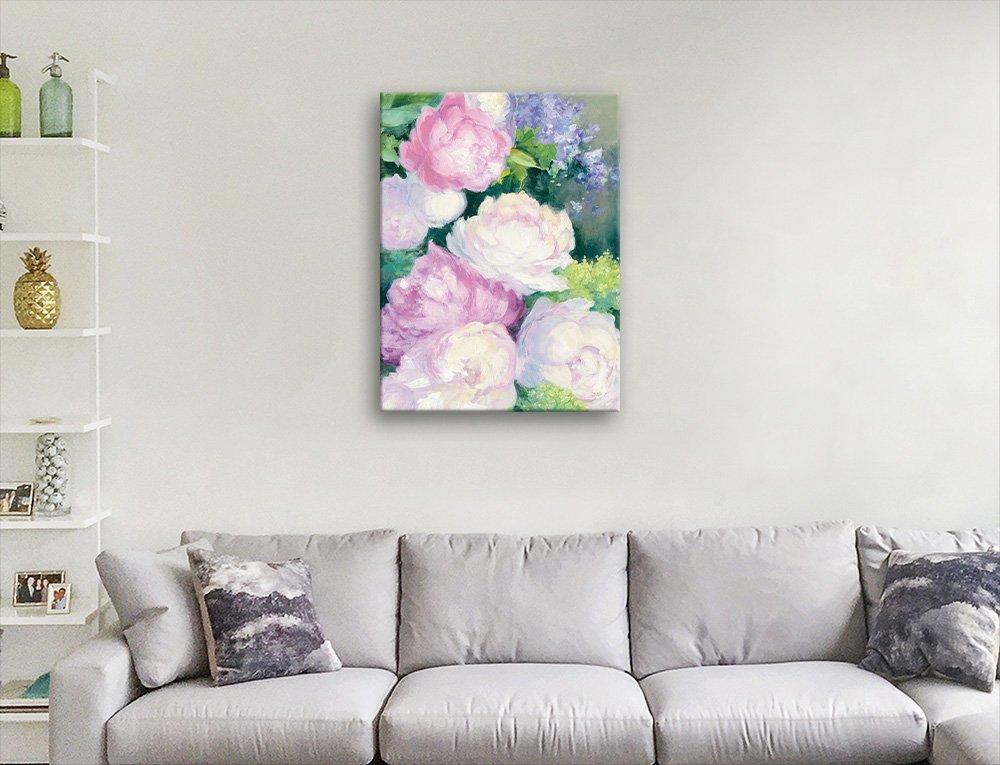 Ready to Hang Julia Purinton Floral Art AU