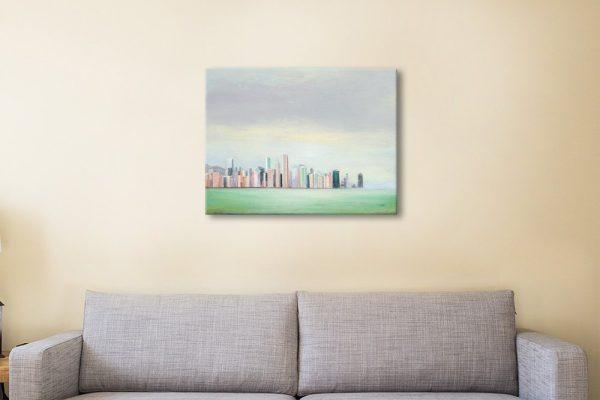 Watercolour Cityscapes for Sale Gift Ideas AU