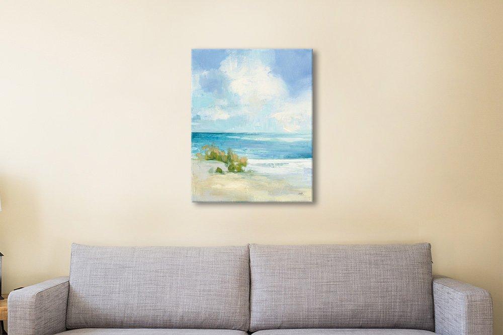 Wind & Waves Seascape by Julia Purinton AU