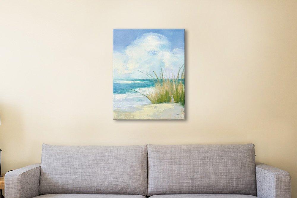 Wind & Waves Seascape Print Home Decor AU