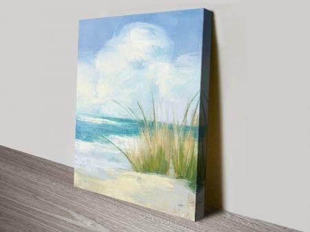 Buy Wind & Waves lll Canvas Seascape Art