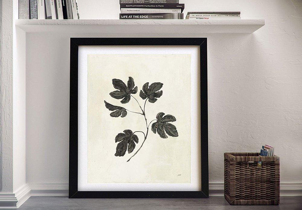 Framed Botanical Artwork Cheap Online