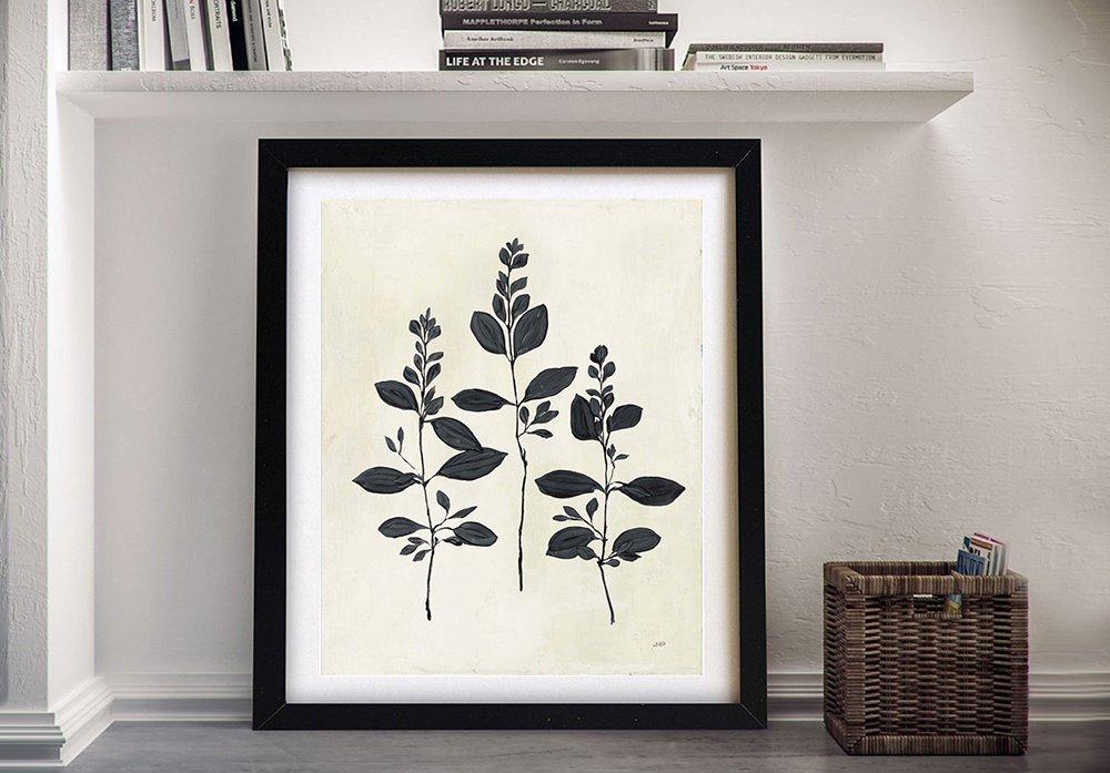 Botanical Study lV Julia Purinton Floral Art