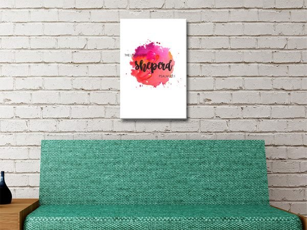 Religious Art Prints in a Choice of Styles Online