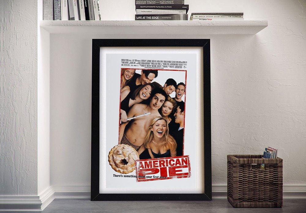 Buy an American Pie Framed Film Poster