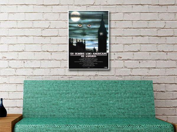 Horror Movie Posters Online Gallery Sale AU
