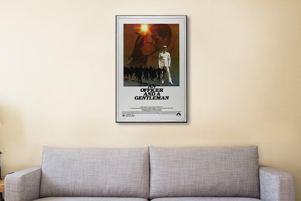 An Officer & a Gentleman Film Poster for Sale