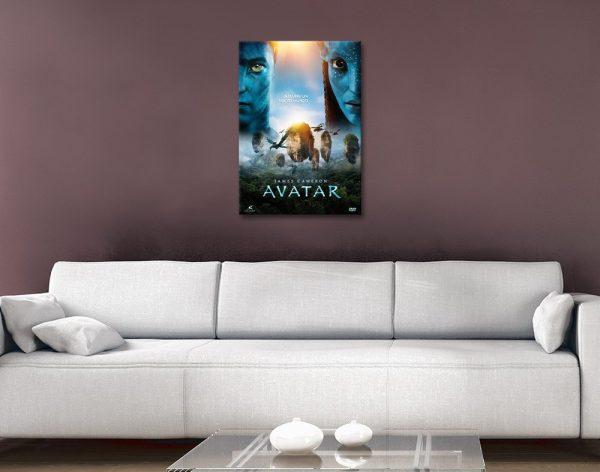 Avatar Film Poster Unique Gift Ideas Online