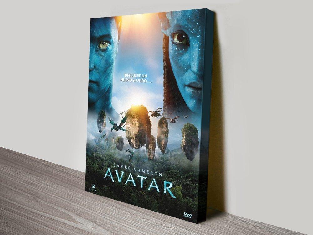 Avatar Movie Poster Home Decor Ideas AU