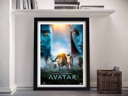 Buy an Avatar Framed Movie Poster
