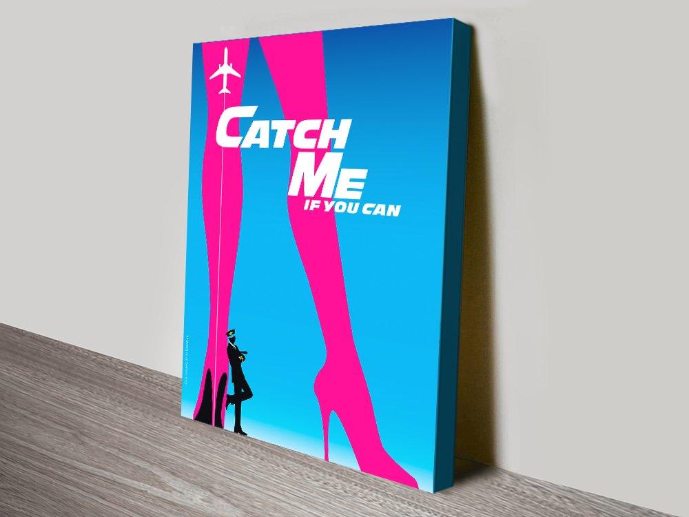 Catch Me If You Can Movie Memorabilia AU