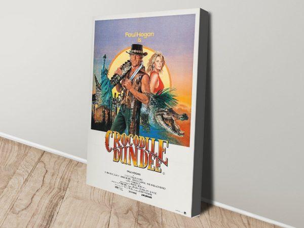 Buy a Crocodile Dundee Poster Gift Ideas AU