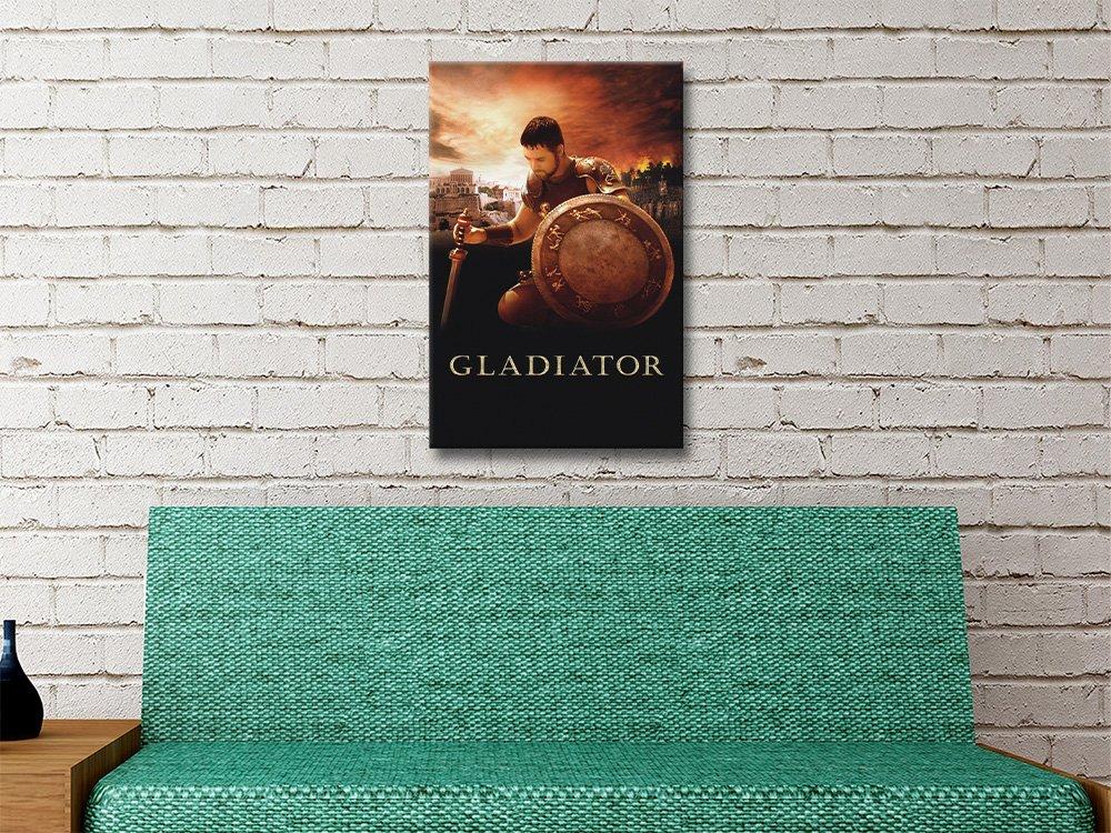 Gladiator Wall Art Movie Memorabilia Online